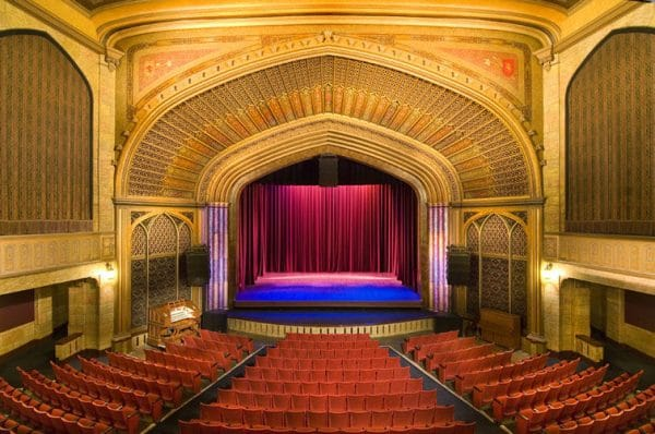 Salem Oregon Elsinore Theater