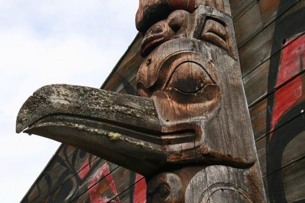 'Ksan Historical Village - Haida Gwaii