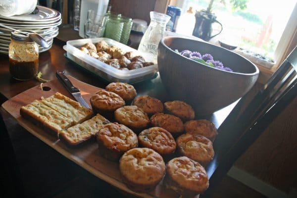 Haida Gwaii Breakfast