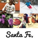 Santa Fe spring is ideal for family travel