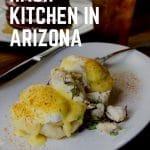 Hot Breakfast Month- Eggs Benedict at HASH Kitchen in Arizona