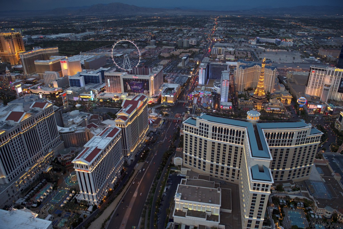 Wander the World without Leaving Las Vegas
