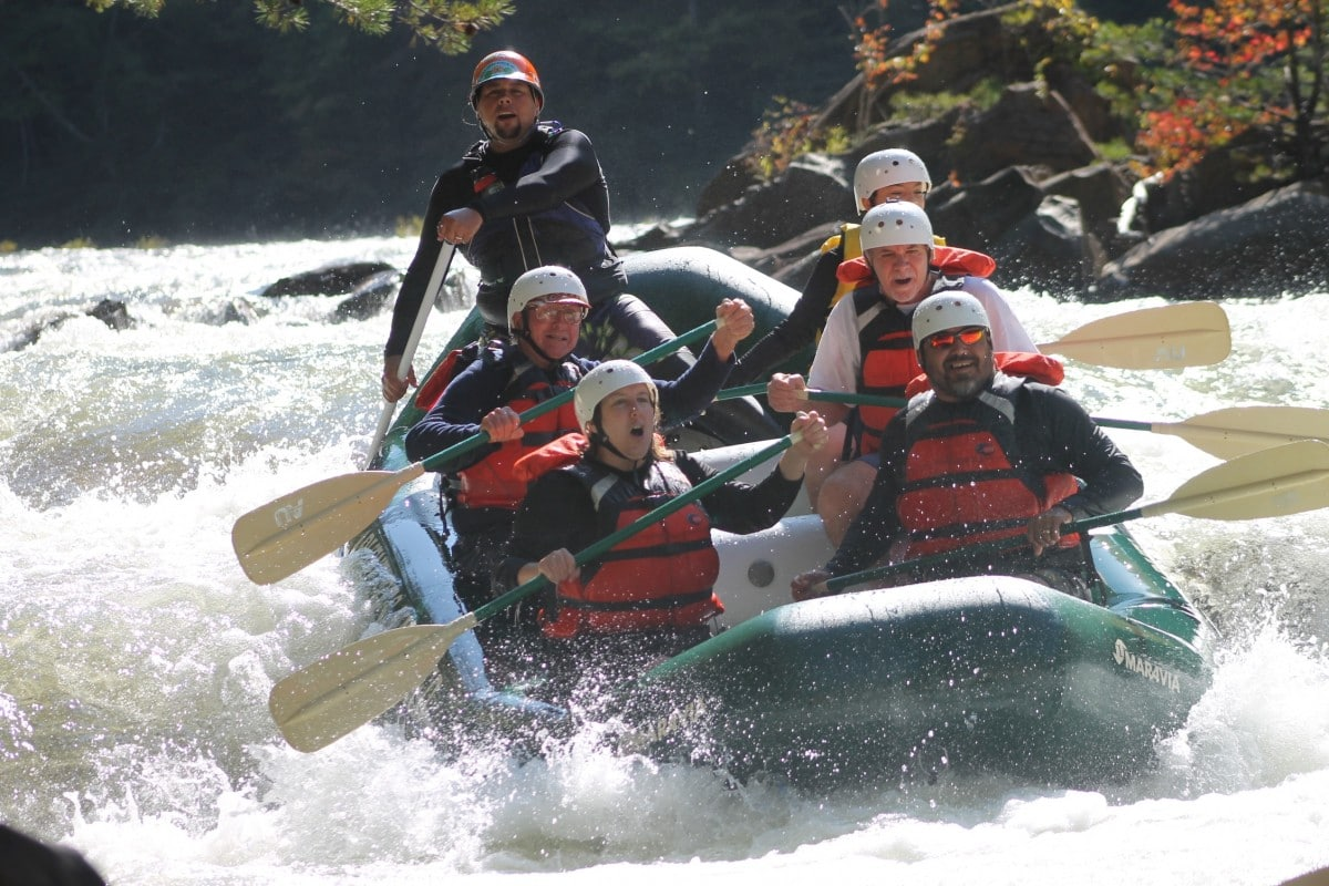 Rafting the Mighty Ocoee: Tennessee's Whitewater Rapids  Wander With Wonder