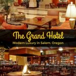 Discover the historic The Grand Hotel in Salem, Oregon