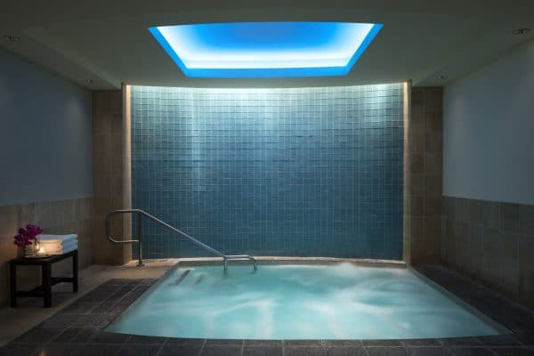 Ritz-Carlton Dallas Spa. Photo by Don Riddle Images courtesy The Ritz-Carlton
