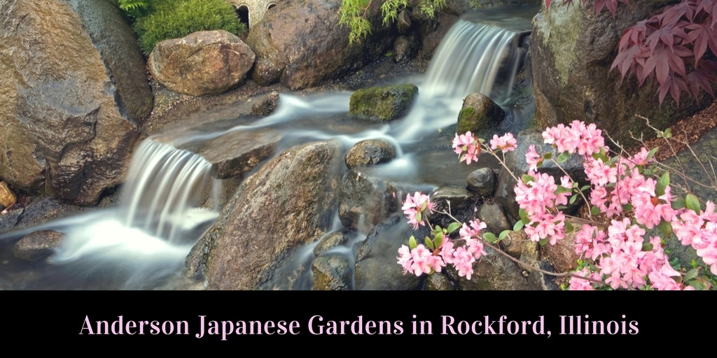 Anderson Japanese Gardens Offers A Tranquil Respite In Illinois