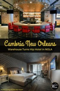 Cambria New Orleans