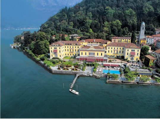 Grand Hotel Villa Serbelloni on Lake Como