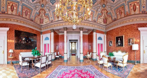 Villa Serbelloni on Lake Como