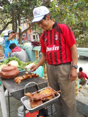 Vilcabamba near Hostería Izhcayluma—a wellness retreat in Ecuador