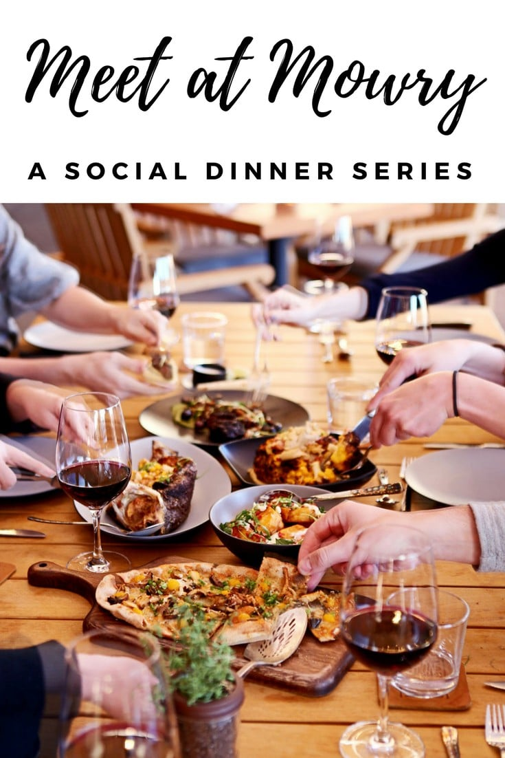 Join locals, resort guests, chefs and industry VIPs for a relaxing dinner with the Meet at Mowry social dinner series at the breathtaking Phoenician Resort. #WanderArizona #Arizonarestaurants #wanderwithwonder
