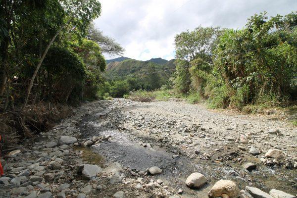Hiking near Hostería Izhcayluma—a wellness retreat in Ecuador. Photo courtesy Vickie Lillo