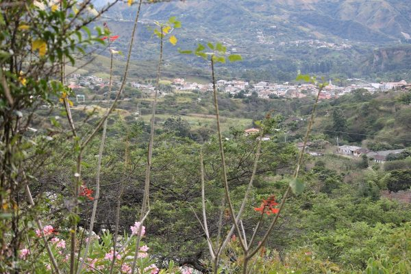 Town of Vilcabamba near Hostería Izhcayluma—a wellness retreat in Ecuador. Photo courtesy Vickie Lillo