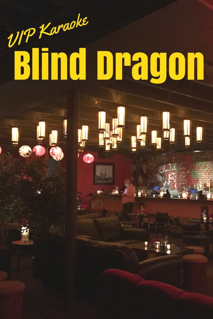You don't have to travel far to find yourself transported to an underground East-Asian karaoke lounge. Look no farther than Blind Dragon Scottsdale. #wanderarizona #scottsdale #travel #nightlife