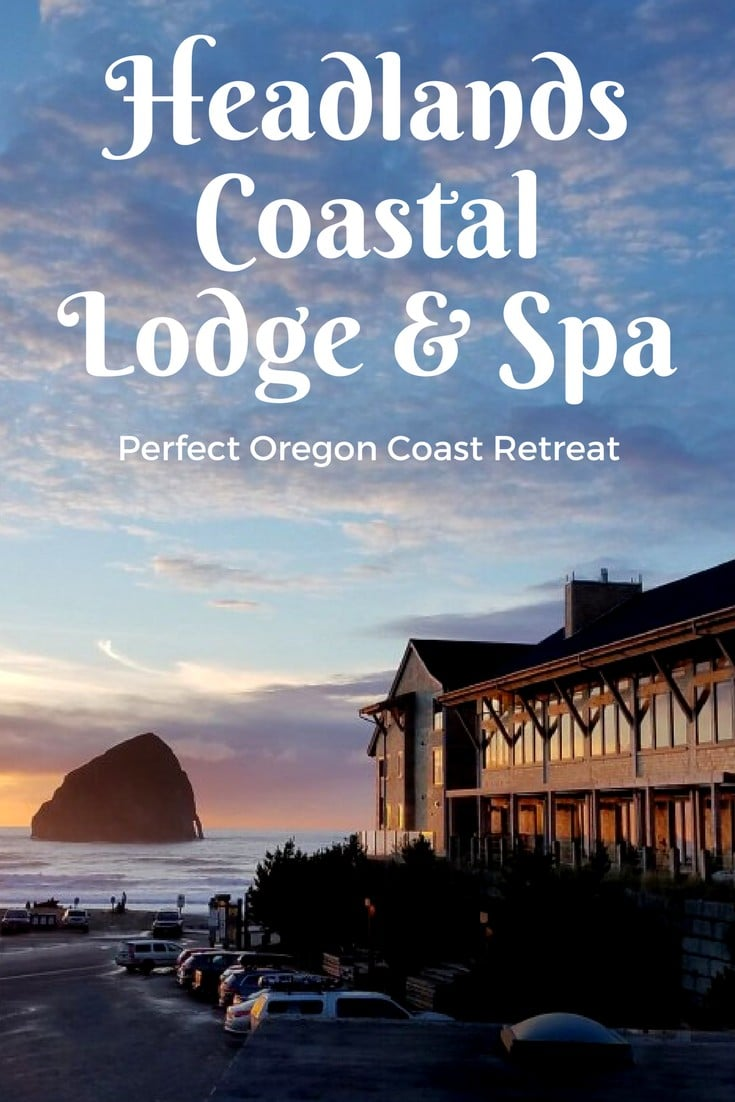 With iconic views of Haystack Rock and relaxing luxury in the rugged beauty of the Oregon coast the new Headlands Coastal Lodge and Spa is the perfect place for an Oregon Coast Retreat.  #oregon #wanderoregon #hike #luxury #retreat