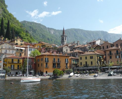 Varenna near Grand Hotel Villa Serbelloni on Lake Como