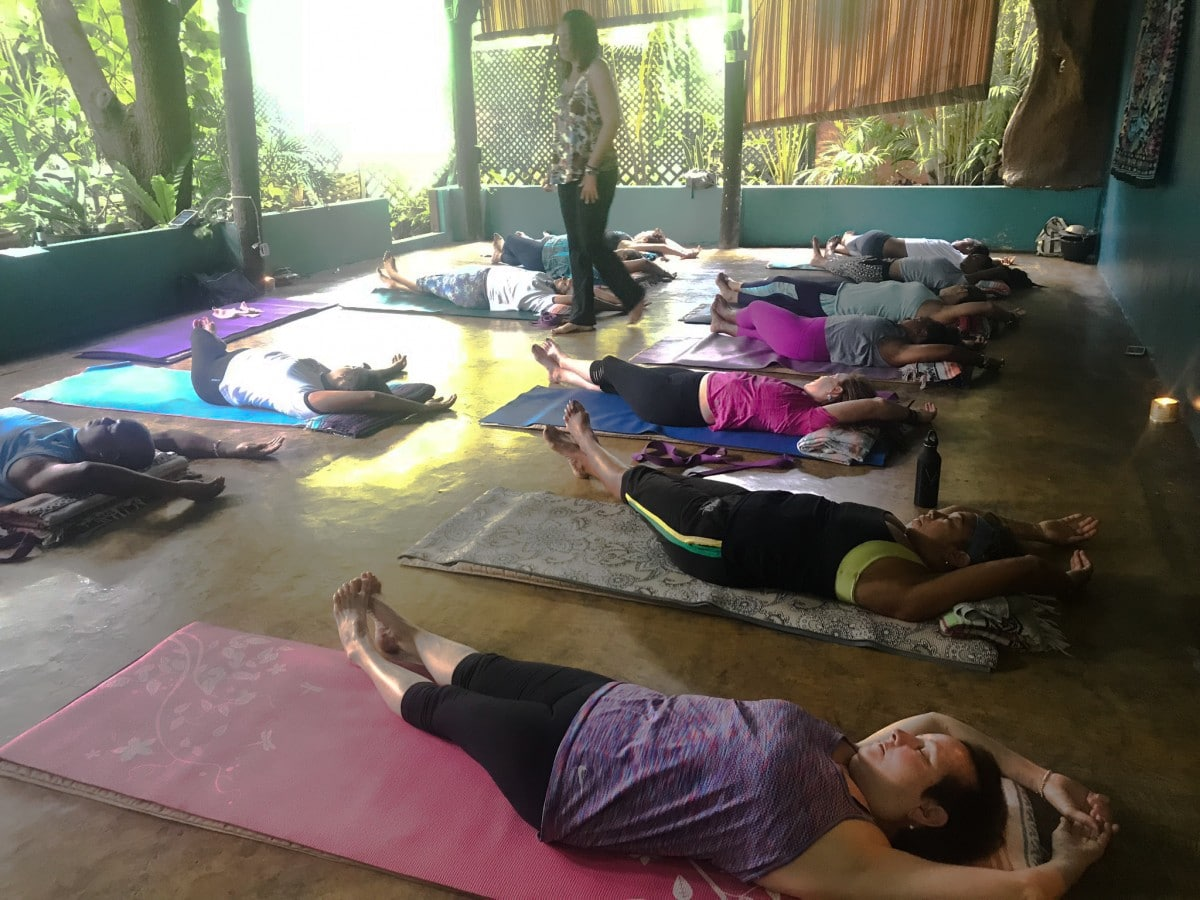 Afya Yoga Kingston Jamaica