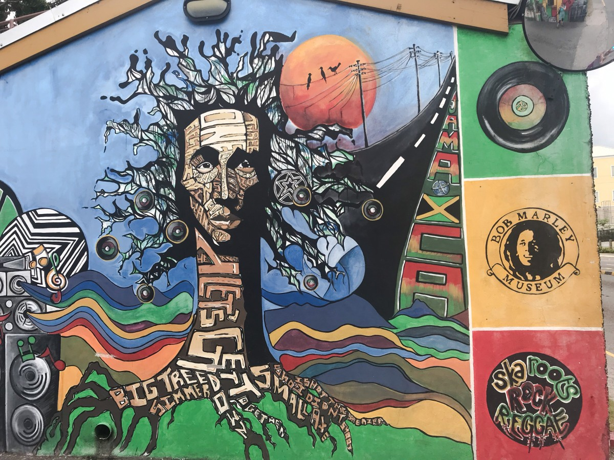 Kingston Jamaica Bob Marley Museum