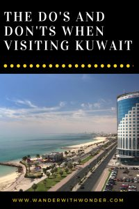 A visit to Kuwait is always enjoyable. However, you are likely to experience a totally different culture compared to what you are used to in the United States. So even before starting your application for Kuwait visa for U.S citizens, you should be aware of things to do and what to avoid when visiting Kuwait. #Kuwait #TravelTips #InternationalTravel #culture #culturaltravel