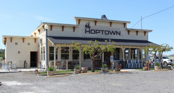 HopTown Pizza