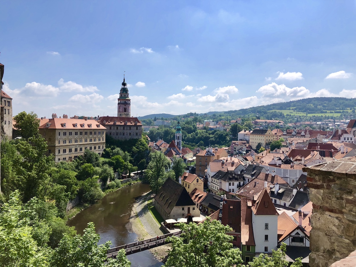 Wander With Wonder Bucket List trips - Česky Krumlov in the Czech Republic