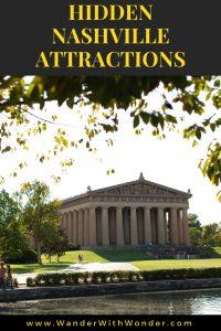 Hidden Nashville Attractions