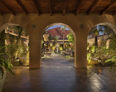 romantic getaways in Arizona
