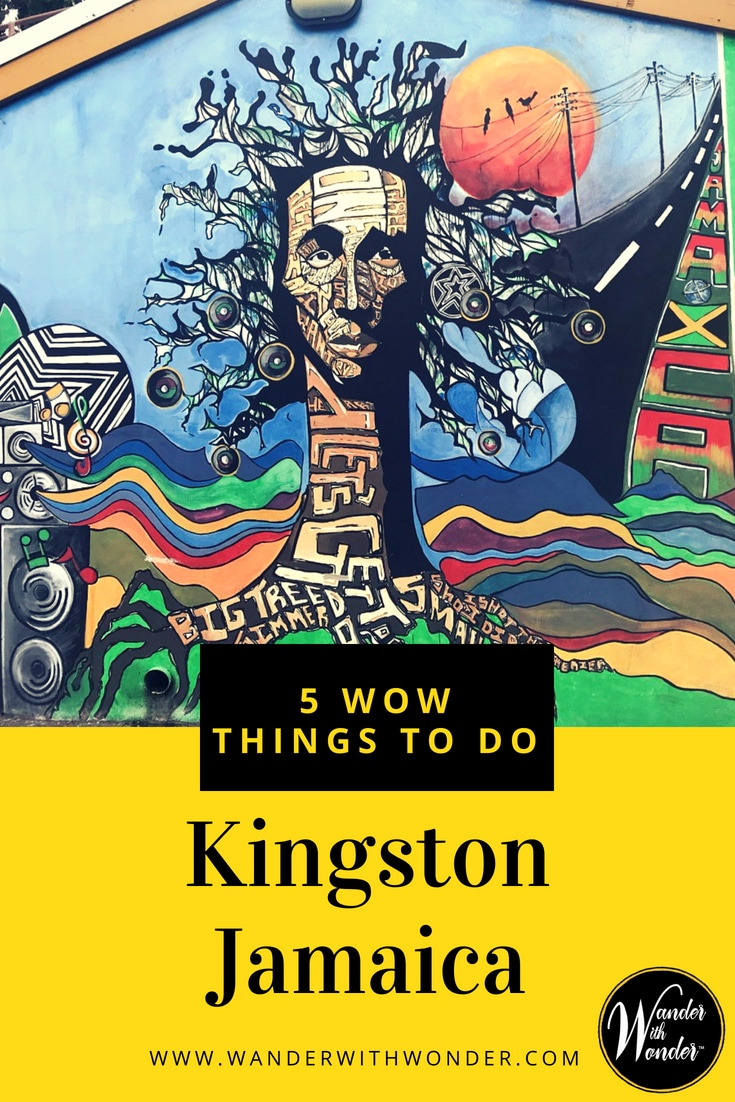 When people think of visiting Jamaica, resorts, beaches, and pools are usually top of mind. But the capital city of Kingston makes for a fascinating urban stopover. If you want to learn about life in a modern Caribbean country outside the resorts, tack on a couple of nights in Kingston. #Jamaica #beach #Caribbean