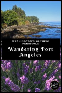 Port Angeles is a great base for exploring the beauty of Washington's Olympic Peninsula. But on a recent trip, I discovered that the area in and around Port Angeles is definitely worth wandering. #PortAngeles #OlympicPeninsula #Olympic #Washington #Outdoors #Hiking #coastal #PNX