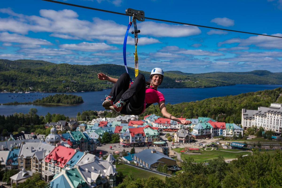 Plan a Montreal Day Trip: Laurentian Mountains and Mont-Tremblant