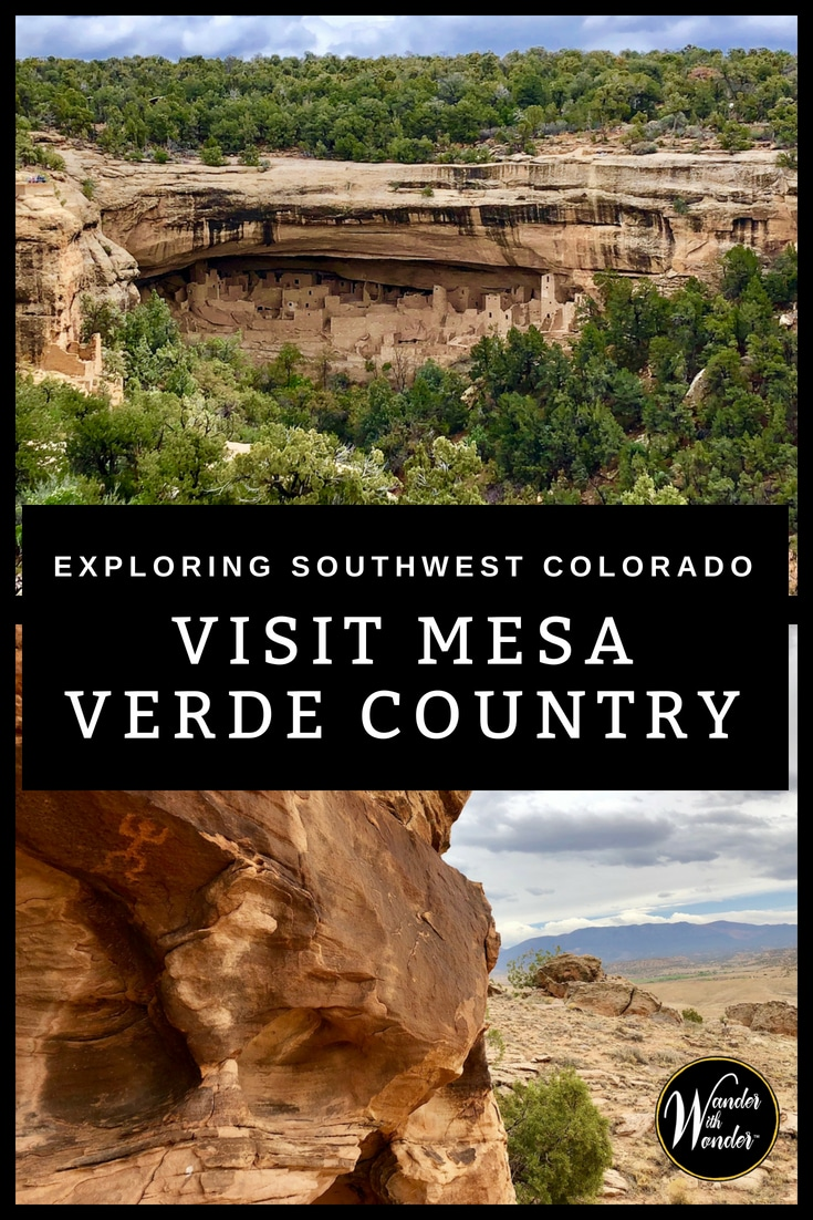 Come along and enjoy everything there is to experience in Mesa Verde Country Colorado—be a part of the past and enjoy Mesa Verde Country of today. Enjoy Canyon of the Ancients National Monument, Mesa Verde National Park, and the creative town of Mancos. Experience the local wine and culture as you take a step back into the past. #wanderwithwonder #Colorado #ColoradoLive #MesaVerdeCountry #guestranch #familytravel