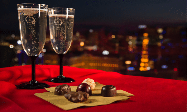 Chocolate Tasting on the High Roller. Photo courtesy Vox Solid Communications