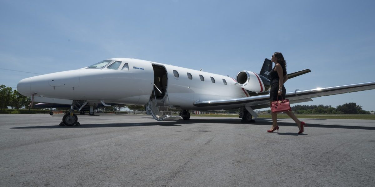Private jet market trends