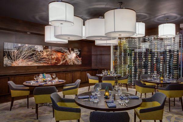 Dine at Grand Met inside the DFW Grand Hyatt. Photo courtesy Hyatt Hotels Corporation