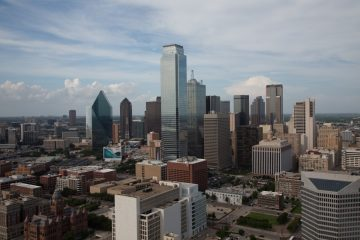 Dallas Skyline. Photo courtesy Dallas CVB