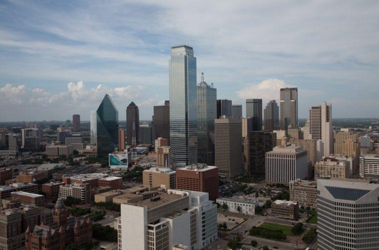 Dallas Skyline. Photo courtesy Dallas CVB