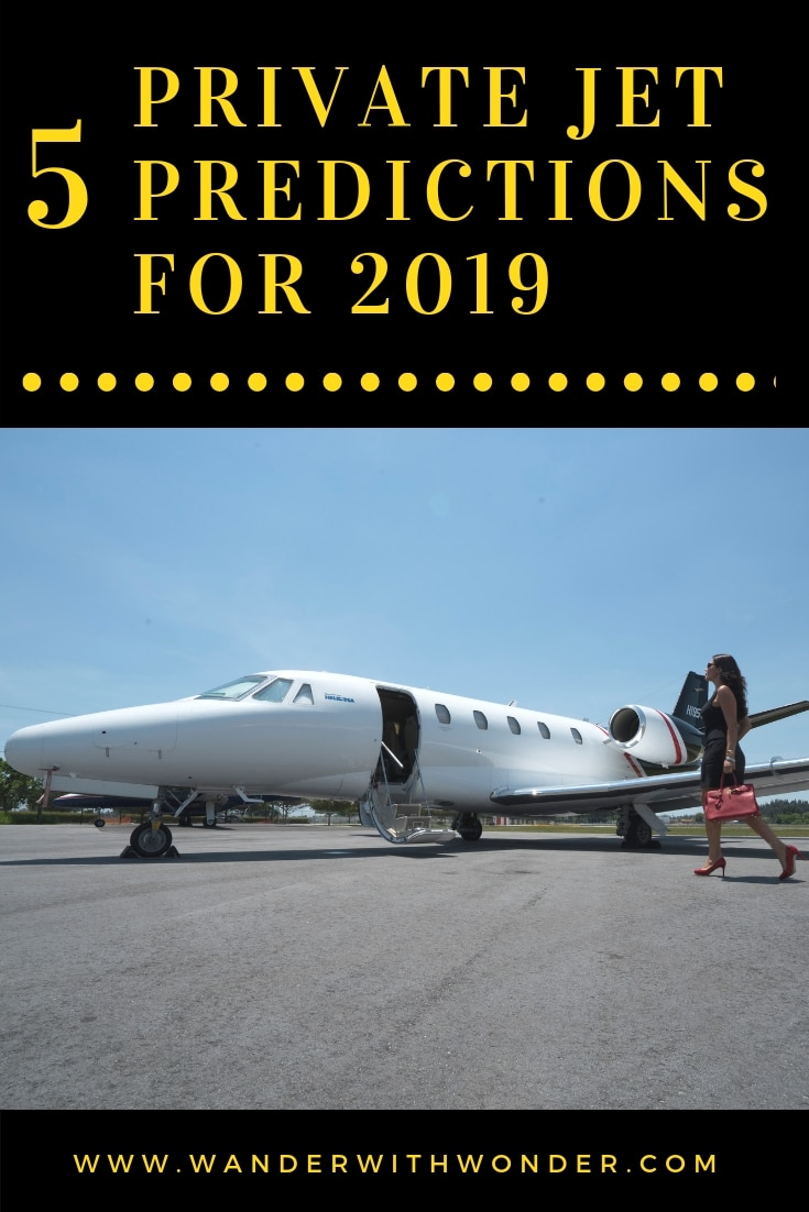Monarch Air Group, private aviation operator based in Fort Lauderdale, predicts what's on the horizon for the private jet market in 2019. #sponsored #privatejet #luxurytravel