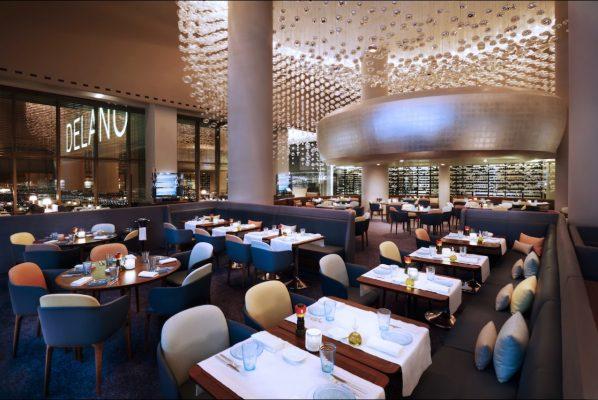 Rivea Dining Room. Photo courtesy MGM Resorts
