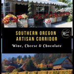On a getaway to southern Oregon, discover the Southern Oregon Artisan Corridor in the Central Point area just off I-5. This is a little bit of undiscovered artisan food heaven in Oregon. #Oregon #foodie #artisans #PacificNorthWest #WanderWithWonder