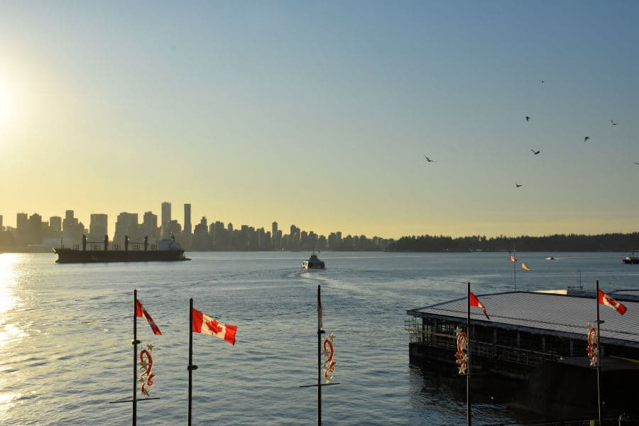 Lower Lonsdale: Spend the Holidays in North Vancouver's Oldest Neighborhood