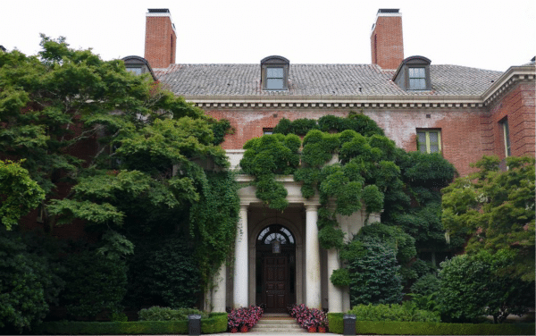 San Mateo - Palo Alto - Silicon Valley - Filoli Estate in Woodside California. Photo by Susan Lanier-Graham
