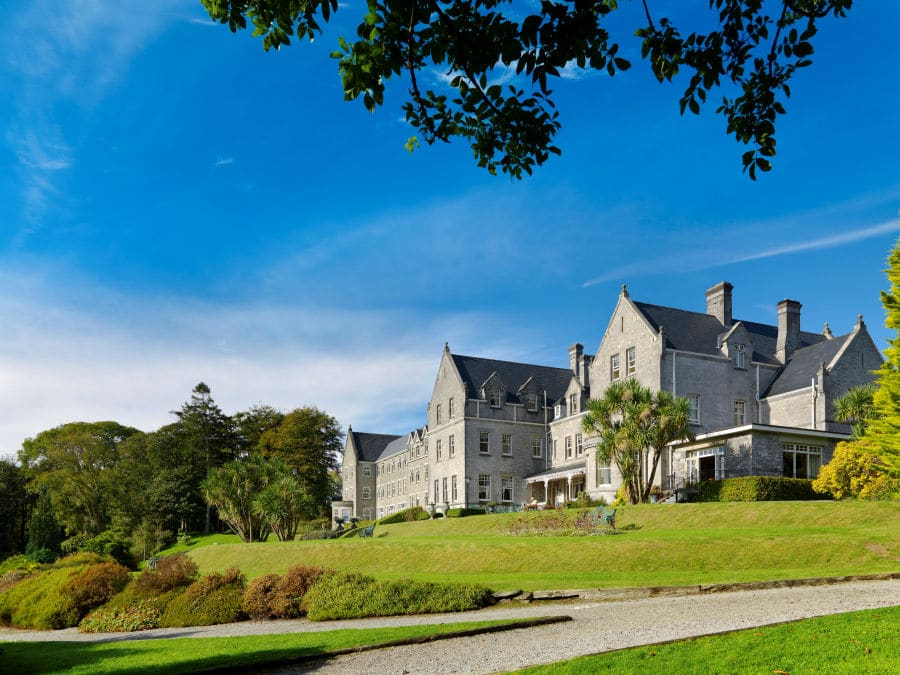 luxury hotels in County Kerry The Park Hotel Kenmare in Ireland.
