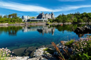 Parknasilla Resort and Spa in Ireland.