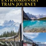 Here are answers to your most-asked questions about Rocky Mountaineer so you can plan your own journey of a lifetime in the Canadian Rockies. #CanadianRockies #train #travel #traintravel #luxurytravel #traveltips
