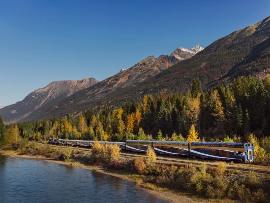 questions about Rocky Mountaineer