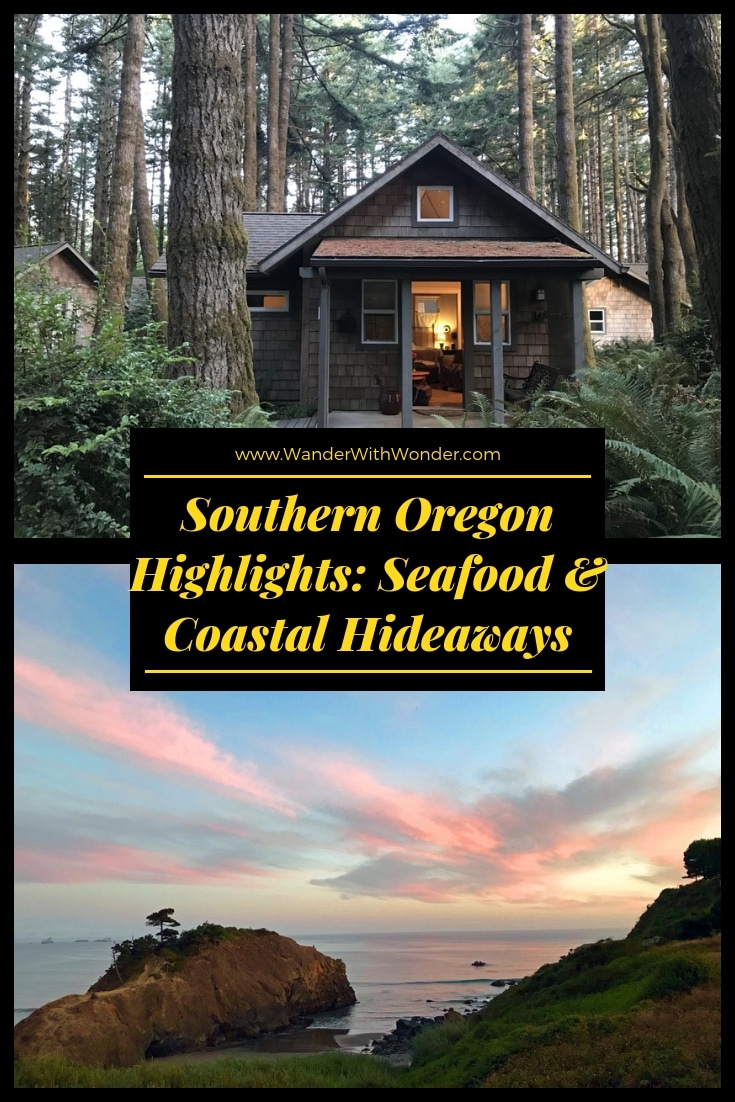 Looking for a tranquil escape? During the recent Feast Portland, @southwestliz explored #thepeoplescoast of southern Oregon. A bit wilder and less populated than northern Oregon, this area should be on your must-visit list. #trailstofeast #travel #Oregon #PacificNorthwest #PNW #Coast #Coastaltrips #familytravel