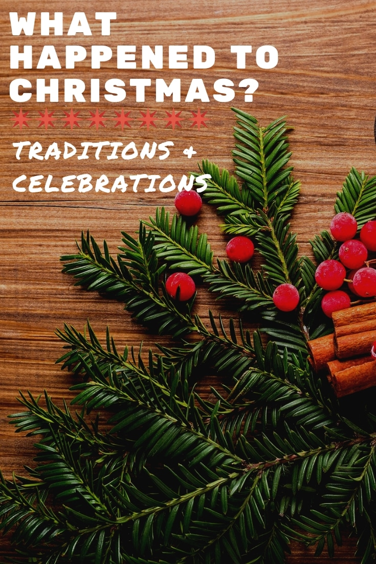 What has happened to Christmas? Can a traditional Christmas of love and goodwill be found once again? Just what is Christmas and what is behind our traditions? A historic look back at the beginnings of this festive holiday. #Christmas #Traditions #Holidays #ChristmasTraditions