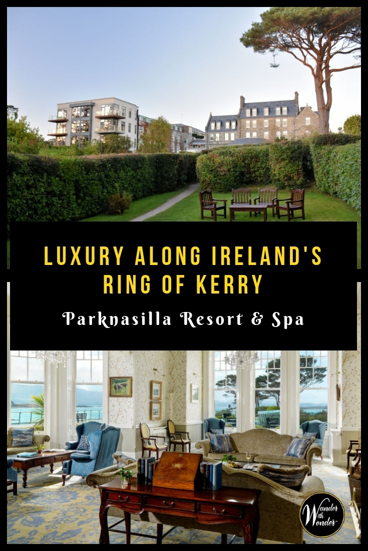 Longing to see #Ireland and the Ring of Kerry? #Travel w/ @LaraDunning to Parknasilla Resort & Spa, part of Original Irish Hotels. The 4-star hotel stands like a courtly estate on scenic Kenmare Bay along Ireland's famous Ring of Kerry in Sneem. #Parknasilla #RingofKerry #KemareBay #Luxury #Luxuryhotel