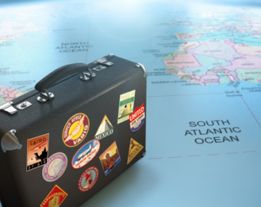 Find deals and use coupons while traveling