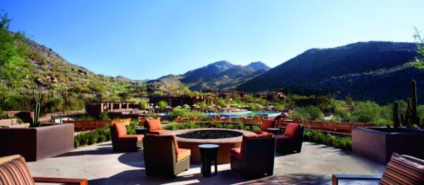 The views from The Ritz-Carlton Dove Mountain are stunning. Photo courtesy Ritz Carlton